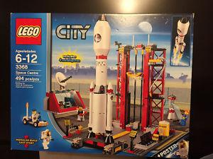 Lego City Space Station (retired)