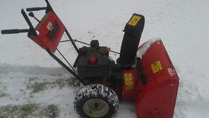 """MTD 10 hp. / 28"""" cut"""