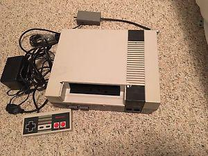 NES - works great! New connector! All cables/controller