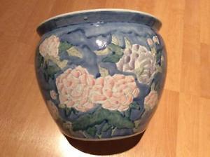 Ornamental Floor Vase