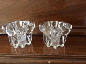 Partylite and other candle holders