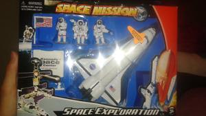 Space Exploration / Space Mission by Action City toy