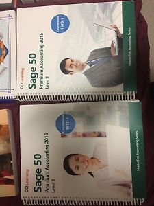Textbooks for SBC accounting course