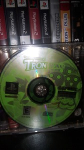 Tron Bonne disc only up for sale or trade for n64 games.