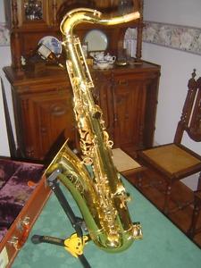 Vintage Buffet Tenor Sax