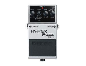 Wanted: Boss FZ-2 Hyper Fuzz