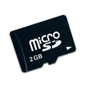 Wanted: I am looking for a 2Gb micro SD card