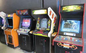 Wanted: WANTED: arcade games, pinball machines,