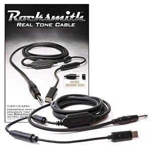 Wanted: Wanted rock smith real tone Cable for ps3