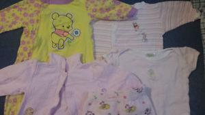 Winnie the Pooh Baby Girl Clothes