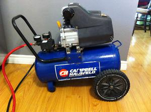 8 Gallon Air Compressor