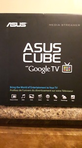 ASUS Smart TV unit with Remote/ Keyboard