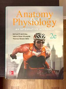 Anatomy & Physiology: An Integrative Approach Textbook