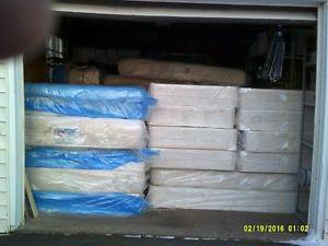{ BIG SALE } King mattresses with boxspring ONLY $200