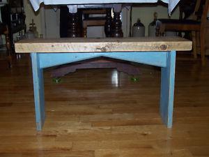Barn Board Bench