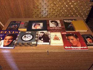 Elvis Items & Elvis Purse With Wallet