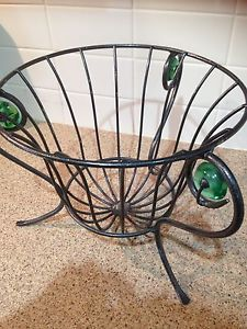 FREE Wrought Iron Fruit Basket pick up only.