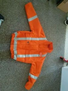 Fire Resistant High Vis Jacket