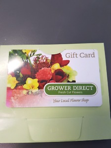 Growers Direct Gift Card