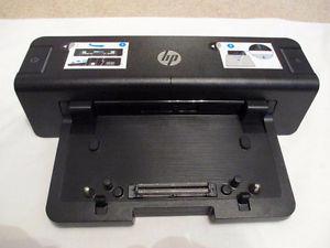 HP DOCKING STATION VB043AA#ABA W 90W POWER ADAPTER