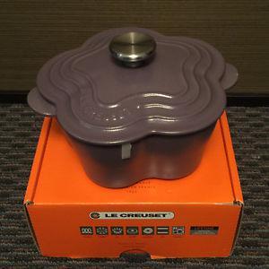 LE CREUSET 20cm 2.1L Cast Iron in Lavender, LIMITED EDITION!