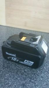 Makita 18 volt 4 amp hour battery *BRAND NEW*