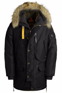Mens Brand new with tag authentic Parajumpers Kodiak Black