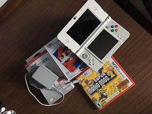 New Nintendo 3DS + New Super Mario Bros 2