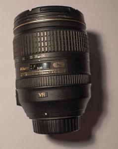 Nikon mm f/4 AF-S Lens