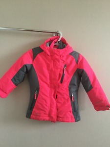 Outerwear for toddler girl