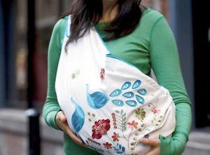 Serena and Lily baby sling