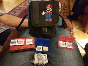 Sold ppu Nintendo 3DS with 7 games and charging station