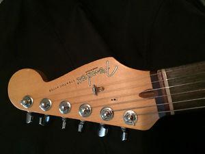 USA Fender Strat and USA / MIJ strat