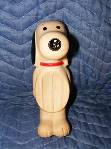 Vintage Avon Snoopy Soap Dish -