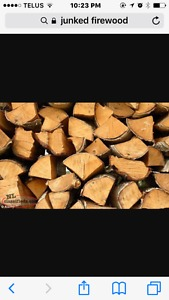 Wanted: Load of Dry firewood
