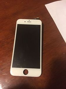 Wanted: iPhone 6 screen replacement (white)
