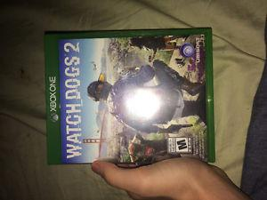 Watch dogs 2 Dying light UFC2 for sale
