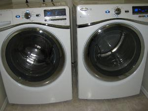 Whirlpool HE Front Load Washer Dryer Set