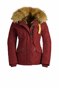 Womens Brand new with tag authentic Parajumpers Denali Red