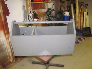 Wooden Carpenter Box