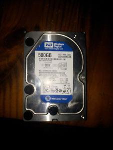 best offer a 500 gig IDE hard drive