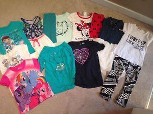 4T girls clothing lot