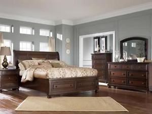5 piece porter bedroom set