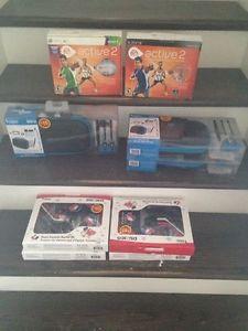 ALL NEW WII U, DS. PS3 XBOX 360 STUFF PERFECT FOR FLEA