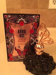 Anna Sui La Nuit de Boheme edp 50ml Brand New