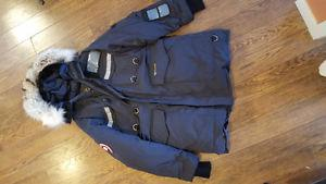 Authentic Canada Goose Resolute Parka
