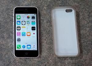 Bell/Virgin iPhone 5c White 16GB