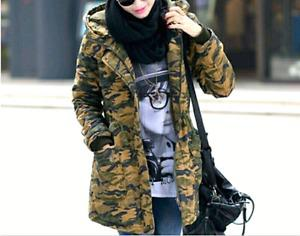 Brand new women Winter fur jacket size Small