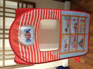 Candy Store Pop Up Play Centre