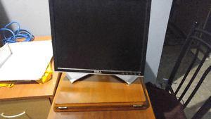 Dell 17inches monitor